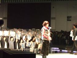 坂本真綾の歌声が秋の夜の六本木ヒルズに響き渡った!_e0025035_19465692.jpg