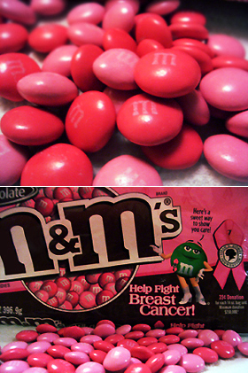 ピンクのM&M\'sで募金してます_b0007805_1084879.jpg