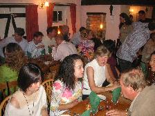 イギリス紀行 その9 2日目の夜♪《結婚式前夜祭ディナー》_b0051666_15374455.jpg