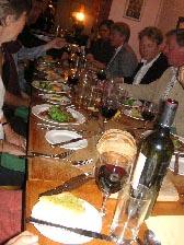 イギリス紀行 その9 2日目の夜♪《結婚式前夜祭ディナー》_b0051666_15383731.jpg