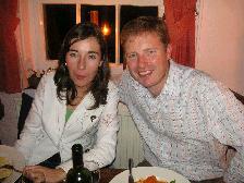 イギリス紀行 その9 2日目の夜♪《結婚式前夜祭ディナー》_b0051666_15414473.jpg