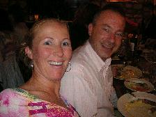 イギリス紀行 その9 2日目の夜♪《結婚式前夜祭ディナー》_b0051666_15452789.jpg