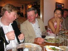 イギリス紀行 その9 2日目の夜♪《結婚式前夜祭ディナー》_b0051666_15485556.jpg