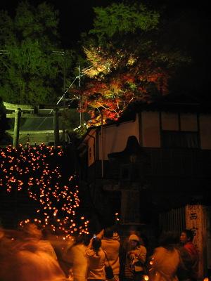 深秋の夜の夢(その1)・・・「竹楽」の光景_c0001578_2153408.jpg
