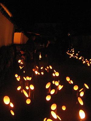 深秋の夜の夢(その1)・・・「竹楽」の光景_c0001578_702892.jpg