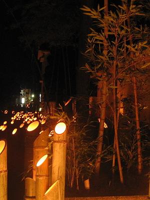 深秋の夜の夢(その1)・・・「竹楽」の光景_c0001578_74043.jpg