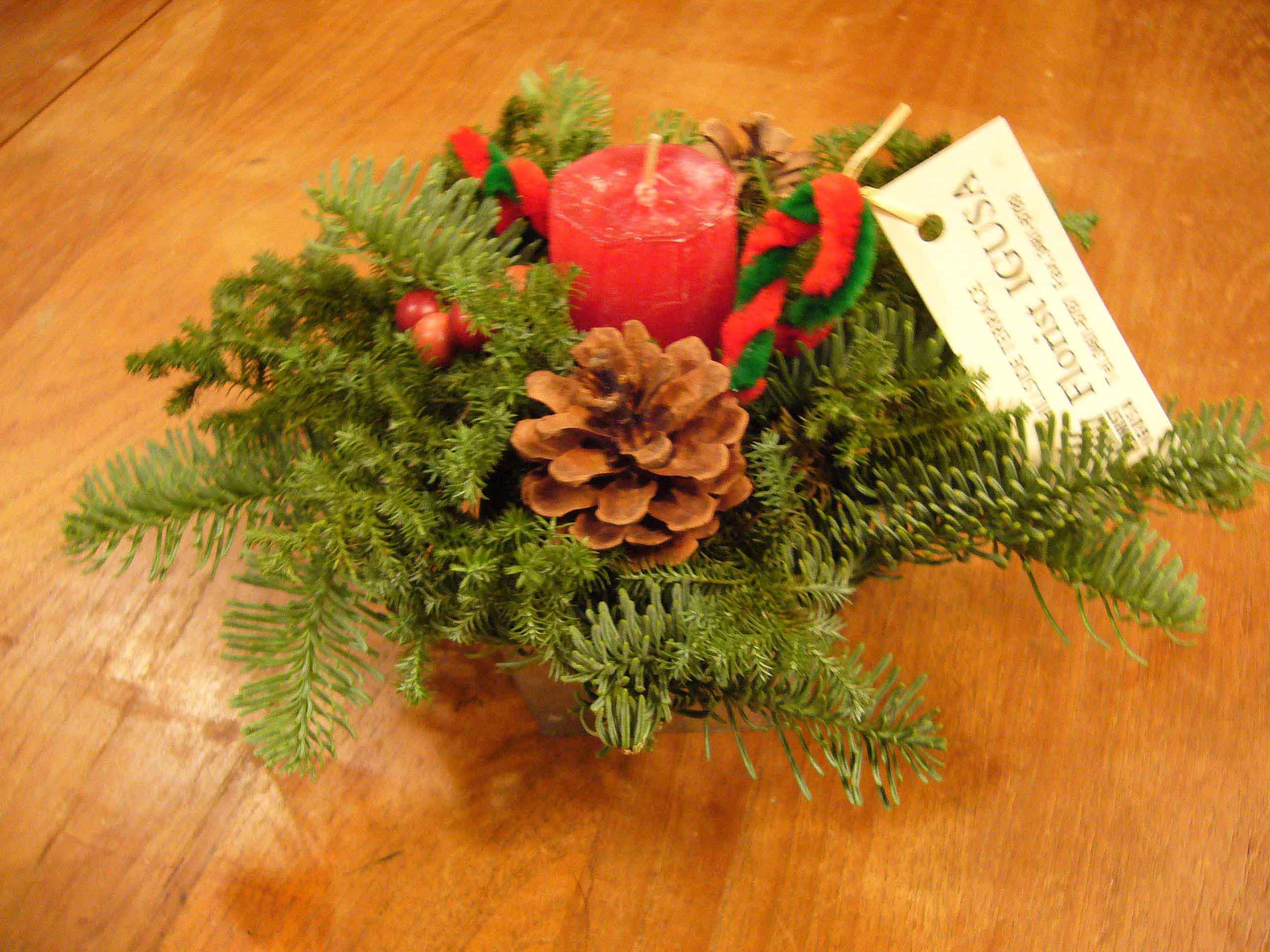 クリスマスの準備_a0053662_23263692.jpg
