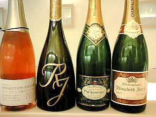 シャンパーニュ&チーズで1杯@La Coupe de Champagne[久屋/名古屋]_c0013687_7341647.jpg