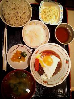 日本全国ドサ周り中の、ゆめちゃん食事日記_c0026674_1424029.jpg