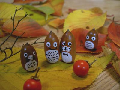 秋だ!どんぐりだ!コロっと可愛いアレンジアイデアたち♪