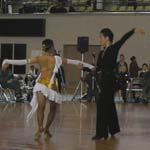 気分転換に未知の世界へ・・・ダンスを見て来ました。_d0026905_11332580.jpg