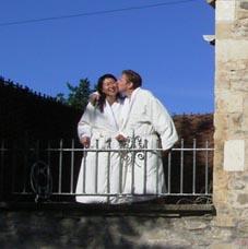 イギリス紀行 その10 《結婚式・・・の朝♪》_b0051666_14343557.jpg