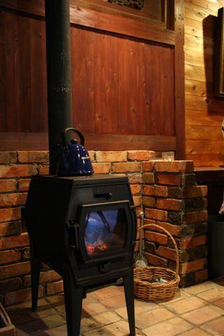 #123 11月29日  暖炉_e0048293_20133968.jpg