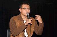 映画「ジョニの約束」のジョコ・アンワル監督のティーチイン_a0054926_2310514.jpg