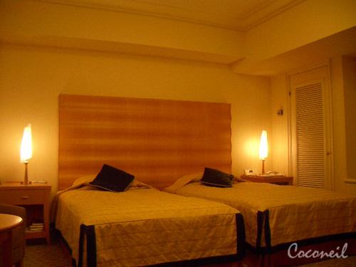 ホテルオークラ東京ベイ探検。_b0007234_1517225.jpg