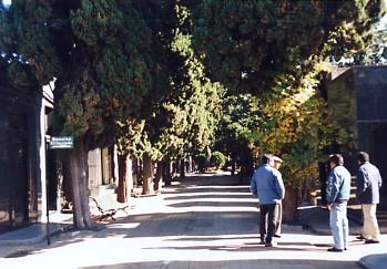 レコレッタのエビータの墓を訪ねて   _c0011649_19213225.jpg