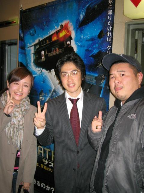 上野規行、「SAYURI」の試写会にお邪魔しました。_c0064514_1714093.jpg