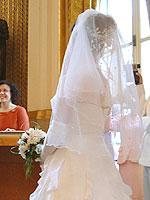 パリの結婚式 セーヌ川で船上パーティー_c0024345_5513576.jpg