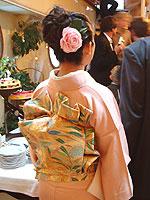 パリの結婚式 セーヌ川で船上パーティー_c0024345_6141274.jpg