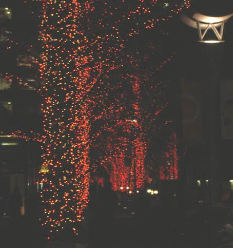 師走の風景(丸の内を彩る東京ミレナリオ、24日から開催)_c0014967_110915.jpg