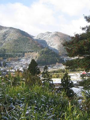 白い風土への慕情・・・雪景色の豊後_c0001578_1495960.jpg