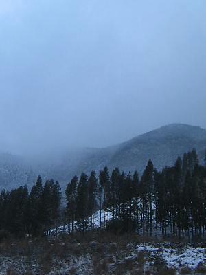 白い風土への慕情・・・雪景色の豊後_c0001578_15152.jpg