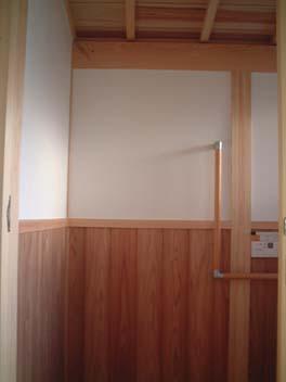 旧家のリフォーム12 内部仕上げ_c0074553_23211213.jpg