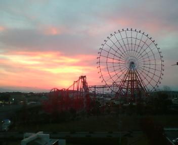 12月9日今日は夕日も綺麗〓_c0070933_17182036.jpg