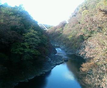 高津戸峡へ行って来ました(^O^)/_e0009056_8304197.jpg