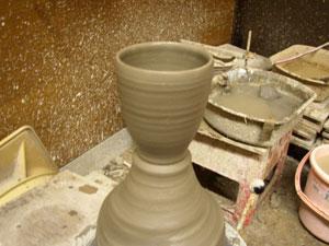 伝統にとらわれない、型破りな茶碗!とは?_c0070741_20522646.jpg