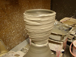 伝統にとらわれない、型破りな茶碗!とは?_c0070741_20532483.jpg