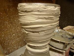 伝統にとらわれない、型破りな茶碗!とは?_c0070741_20542529.jpg