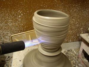 伝統にとらわれない、型破りな茶碗!とは?_c0070741_2055285.jpg