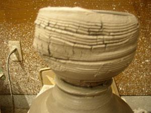 伝統にとらわれない、型破りな茶碗!とは?_c0070741_20561056.jpg