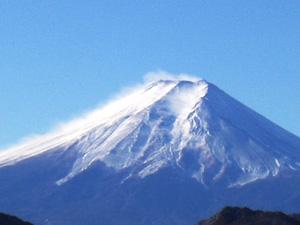おはよう富士山!_e0071652_12321496.jpg