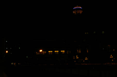 晩秋の名残り(六国見山)と冬の装い(江ノ島ライトアップ)_c0014967_8583353.jpg