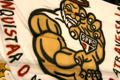 """São Paulo FC """"サンパウロ波"""""""