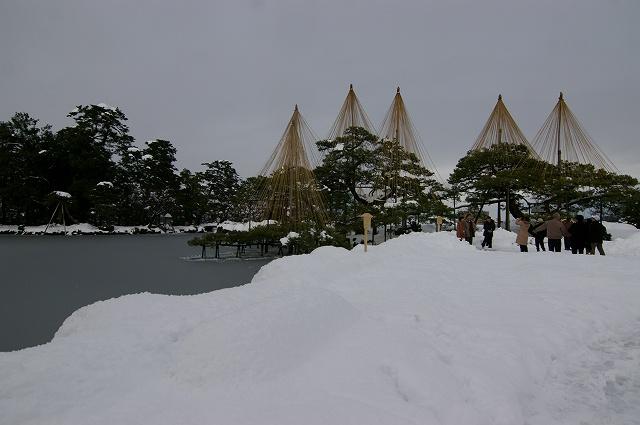 雪の兼六園_d0043136_2024179.jpg