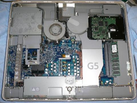 iMacG5の内部です_b0068572_21462385.jpg