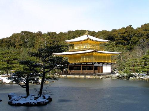 金閣寺 雪化粧_e0048413_1711320.jpg