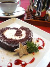 クリスマス★ケーキセット_c0052692_1411840.jpg