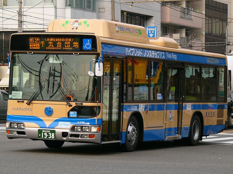 横浜市交通局 5-3780