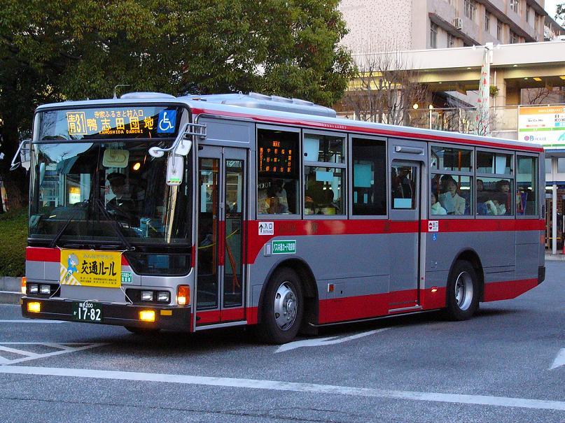 東急バス AO694