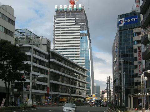 名古屋ルーセントタワー_f0016320_1657581.jpg