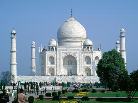 インドでどうでしょう(3)-1   アーグラー_d0066442_1957811.jpg