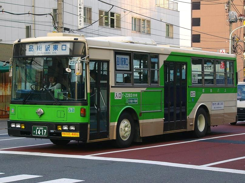 東京都交通局 Y-Z283