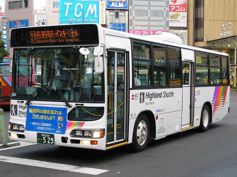 川中島バス 40529