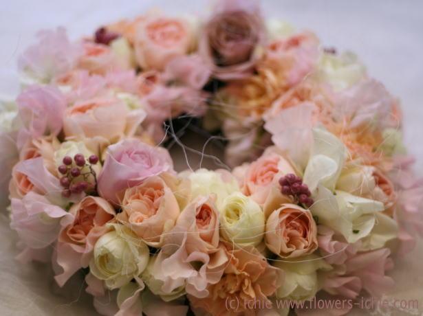 装花コース12月 リース_a0042928_016356.jpg