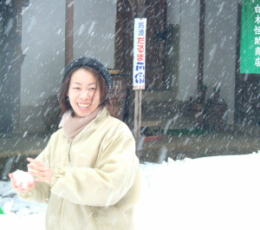 こんな大雪はじめてです。_d0005720_13495154.jpg