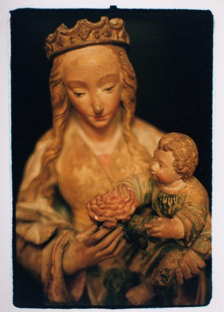 麗しき薔薇の聖母。_e0044929_1231240.jpg